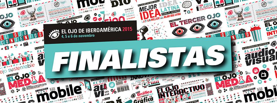 El Ojo 2015: todos os finalistas de suas 22 categorias - El