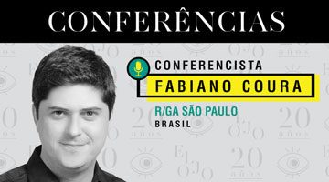 Fabiano Coura: Conferencista do El Ojo 2017