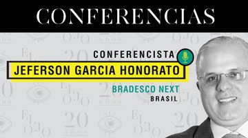 Jeferson Garcia Honorato: Conferencista de El Ojo 2017