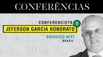 Jeferson Garcia Honorato: Conferencista do El Ojo 2017