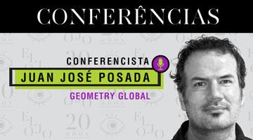 Juan José Posada: Conferencista do El Ojo de Iberoamérica 2017