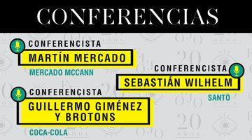 Giménez y Brotons, Mercado y Wilhelm: Conferencistas en El Ojo 2017
