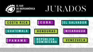 El Ojo 2017: Todos los jurados de Centroamérica y Caribe