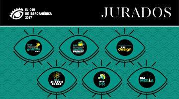 El Ojo 20 Años: Todos los jurados del primer día de premiación