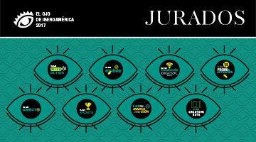 El Ojo 20 Años: Todos los jurados del segundo día de premiación
