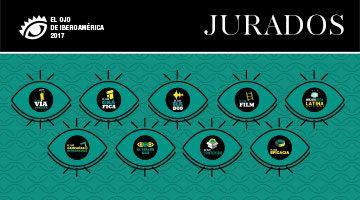 El Ojo 20 Años: Todos los jurados del tercer día de premiación