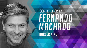 Fernando Machado: Conferencista de El Ojo de Iberoamérica
