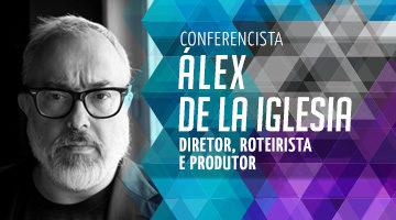 El Ojo 2018 apresenta Álex de la Iglesia como Conferencista