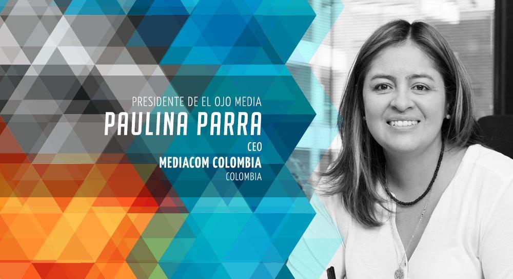 Paulina Parra Presidente de El Ojo Media