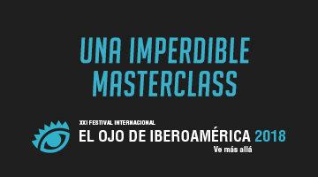 ¿Qué carajo están haciendo? La imperdible Masterclass de Fernando Machado en #ElOjo2018