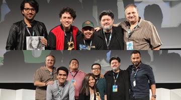 #ELEGIDOS y Consejo Latino, ganan en Nuevos Talentos de El Ojo 2018