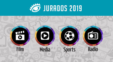 El Ojo de Iberoamérica anunció a los Jurados de Film, Media, Sports y Radio