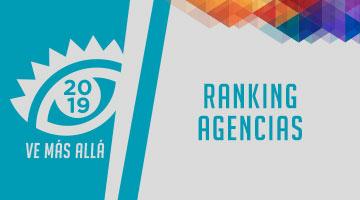 Ranking El Ojo 2019: Las Mejores Agencias de Iberoamérica
