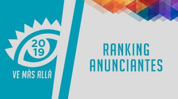 Ranking 2019 de los Mejores Anunciantes de Iberoamérica