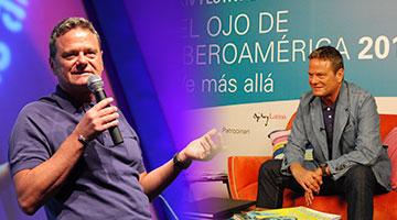 Fernando Vega Olmos en El Ojo 2011 es la conferencia inolvidable de esta semana