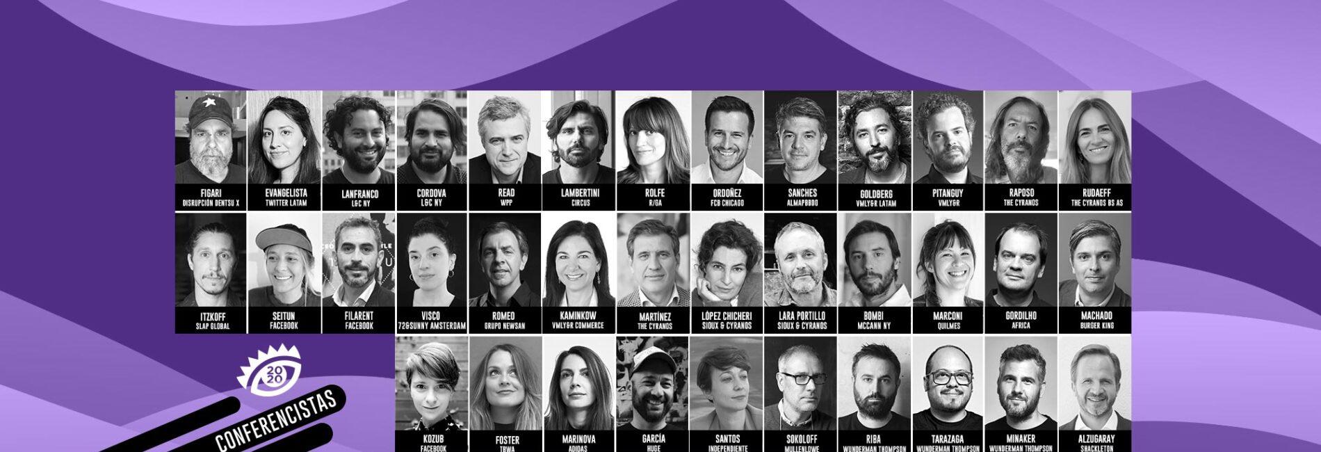 Conferencistas 2020