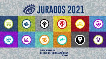 Presentamos nuevos jurados de El Ojo 2021