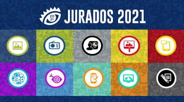 Presentamos a los jurados de Digital & Social, Creative Data, Design, Contenido, Radio, Gráfica, Media, Vía Pública y Directo de #ElOjo2021